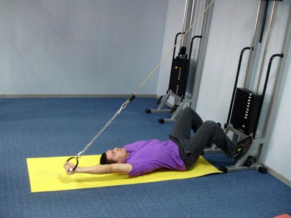 Упражнения для грыже позвоночника по бубновскому в домашних условиях 338